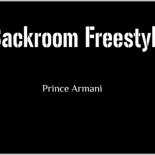 Prince Armani - Backroom Freestyle Prod.By Madlib