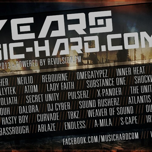 Lady Faith - Music-Hard.com 4 Year Anniversary Special Mix