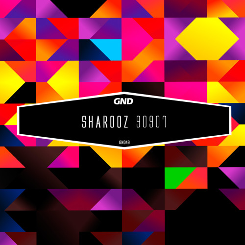 Sharooz - 90907 // 70709 (GN049)