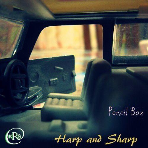 PENCIL BOX  -  Harp and Sharp