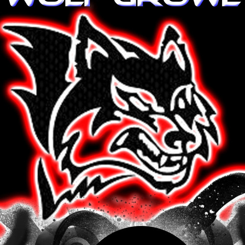 Wolf Growl- Fight Under Sakura Trees