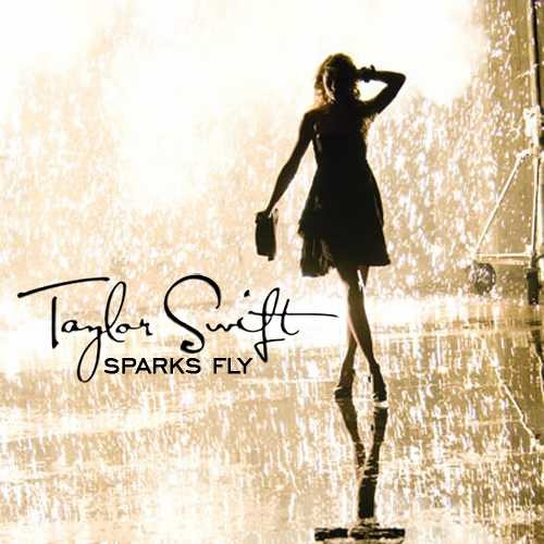 Sparks Fly (Taylor Swift)
