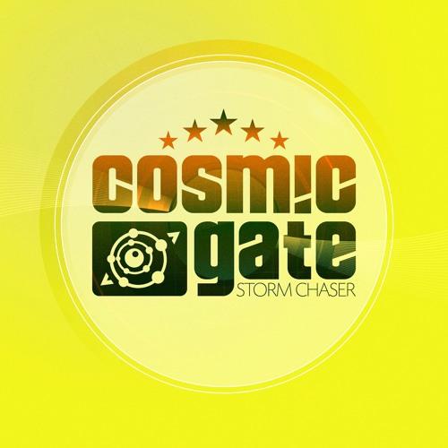 TEASER Cosmic Gate - Storm Chaser (Radio Edit)