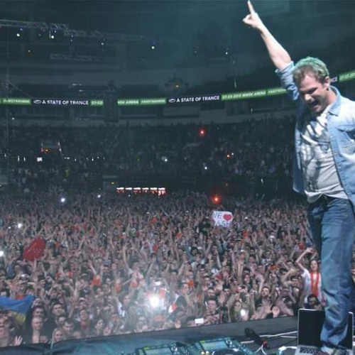 Dash Berlin Live Mix: A State of Trance (ASOT) 600 Belarus, Minsk Arena - March 7th, 2013