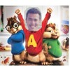 Audy and The Chipmunk! Mobil balap