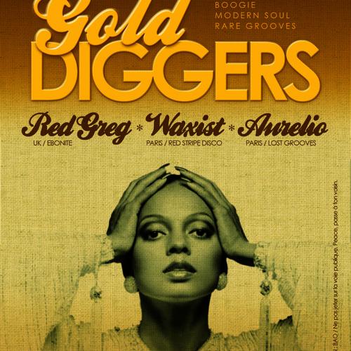 Gold Diggers @ Djoon - Waxist Promo Mix | Friday May 17th