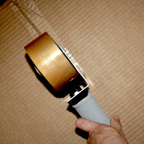 Packing Tape, Sealing the Box of Despair