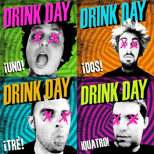 Drink Day - Stray Heart (cover) - Green Day Tribute