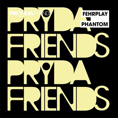 """Fehrplay """"Phantom"""" Pryda Friends (PRYF016)"""