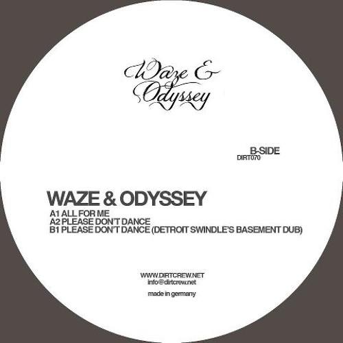 Waze & Odyssey - Please Don't Dance (Detroit Swindle's Basement Dub) - preview