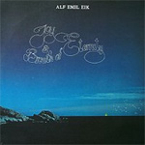 Alf Emil Eik - Joy(Prins Thomas Diskomiks)(Strømland Records)(SR004CD)