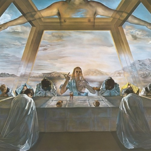 2audioguide Dali's The Sacrament of The Last Supper