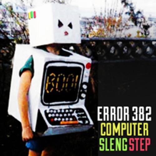 REBEL CONGO & RAGGATTACK_RUB A DUB SELECTION - ERROR382 COMPUTER SLENG STEP