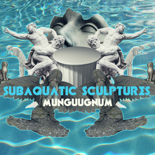 MUNGUUGNUM - SUBAQUATIC SCULPTURES