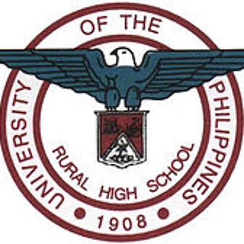UP Rural High School Hymn (A Capella)