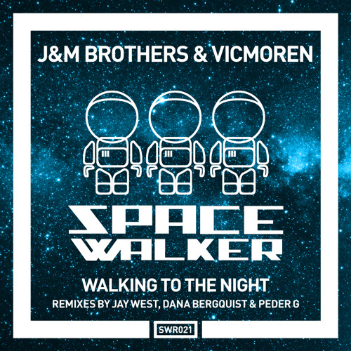 SWR021 -  J&M Brothers & Vicmoren - Walking To The Night