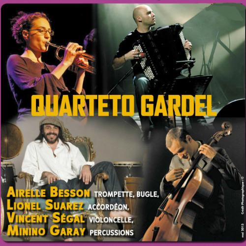 Quarteto Gardel - Silencio