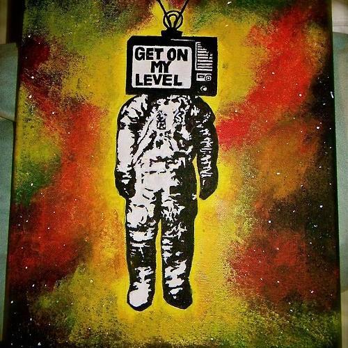 Spaceman Trippy Mane (Juicy J x MGK x Wiz Khalifa | Trippy Club Trap) **For Sale**