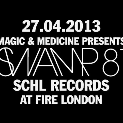 HARRIMANNN School Records @ Swamp81, Fire, London 27/4/2013