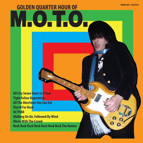 M.O.T.O. - Alone With The Crowd