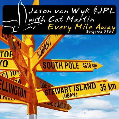 Every Mile Away by Jason Van Wyk & JPL ft. Cat Martin