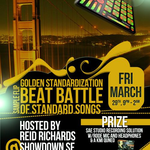 People (Round #3 San Francisco Golden Standardization Beat Battle, March 29th)