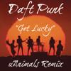 "Daft Punk - ""Get Lucky"" (uAnimals Remix) [FREE MP3]"