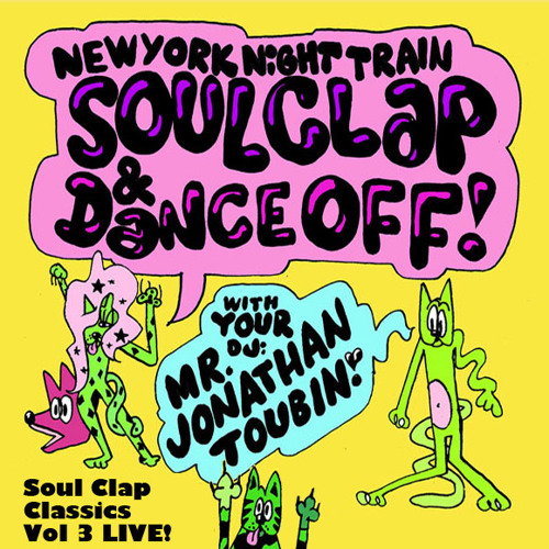 NY Night Train SOUL CLAP CLASSICS Volume 3
