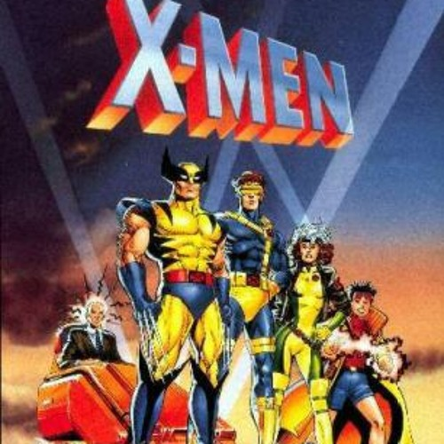 X-Men Animated Series ( ca5ualty remix)