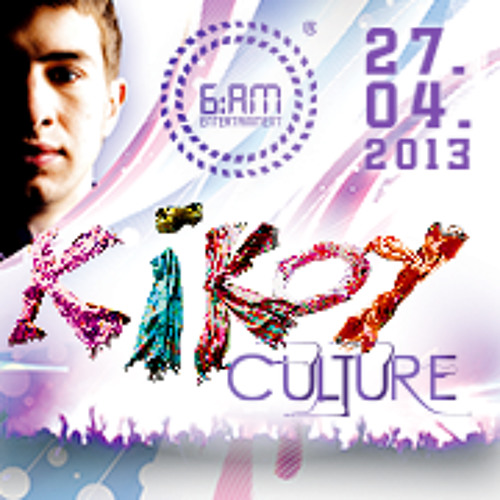 Drazen Kikoy Culture 2013 live set!