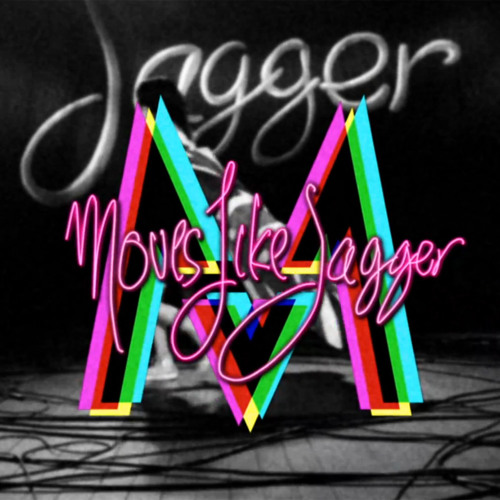 Moves Like Jagger (Rob James 2013 Remix Edit)