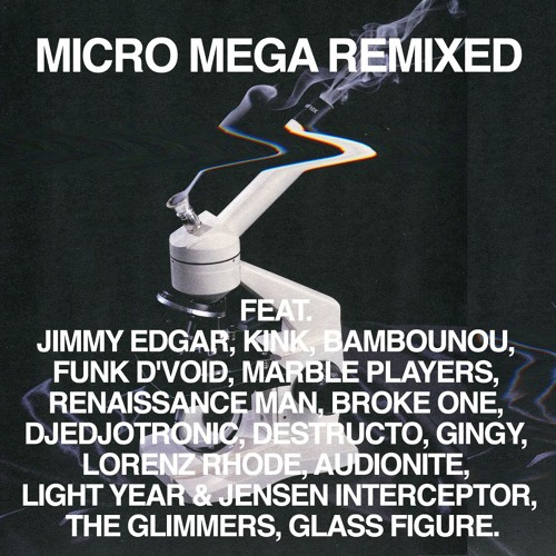 Strip Steve - Micro (Light Year & Jensen Interceptor Remix)