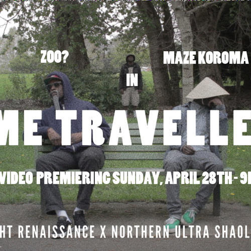 9.Time Travelers Feat (Zoo?)