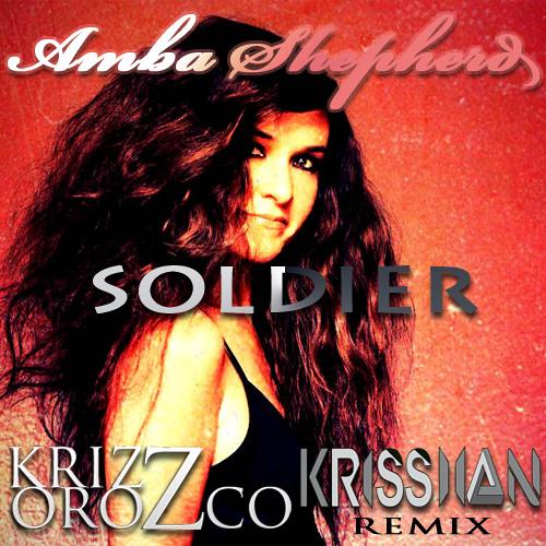 A.S. - Soldier ( Krizz Orozco & Krisshan Zombie Remix ) demo