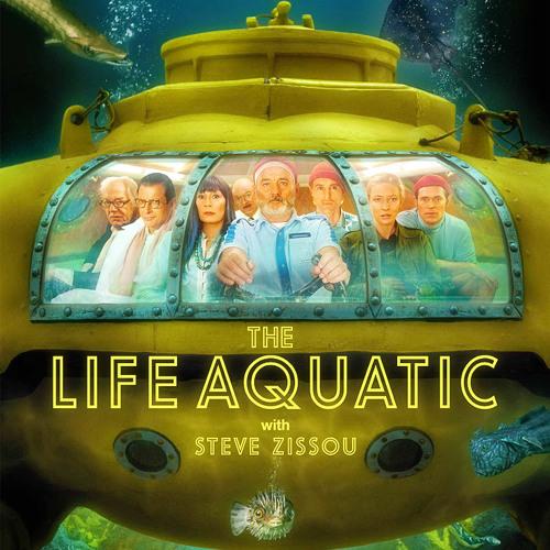 'The Life Aquatic' with Steve Zissou & The Jaguar Shark