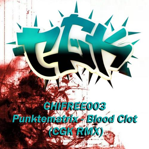 Punktematrix - Blood Clot (CGK RMX)
