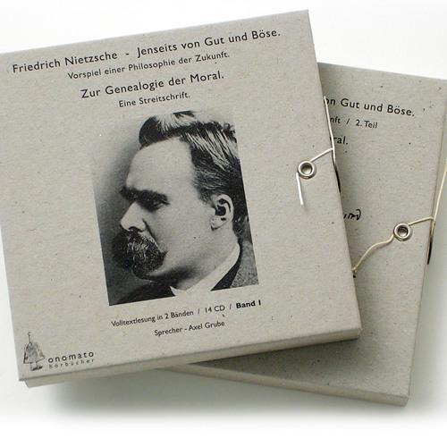 Nietzsche - Jenseits von Gut und Böse (Volltextlesung)
