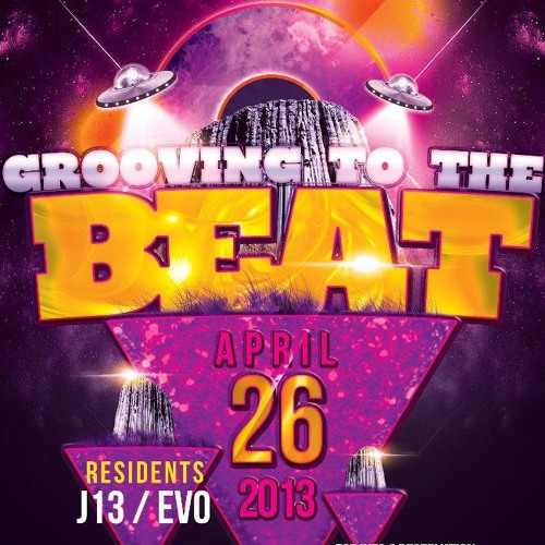 GROOVING TO THE BEAT @ SUITE B LOUNGE SET 4-26-13