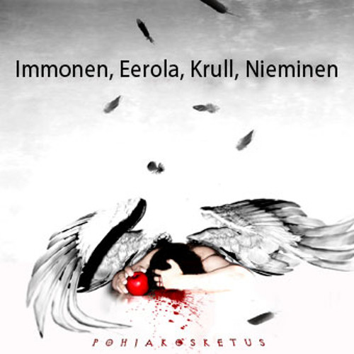 POHJAKOSKETUS-EP   Immonen, Eerola, Krull, Nieminen projekti
