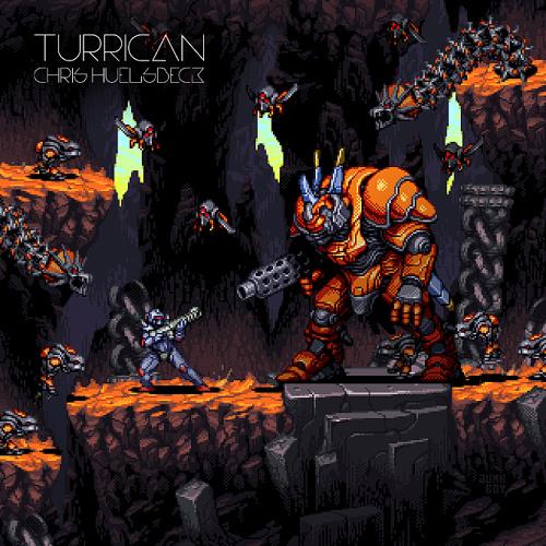 Turrican 2 Yuzo Koshiro Vinyl Retro Remix (Excerpt)