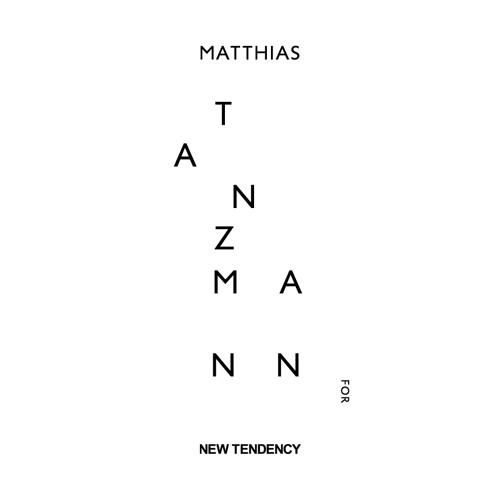 TENDENCY N° 3 Matthias Tanzmann (Moon Harbour) for NEW TENDENCY