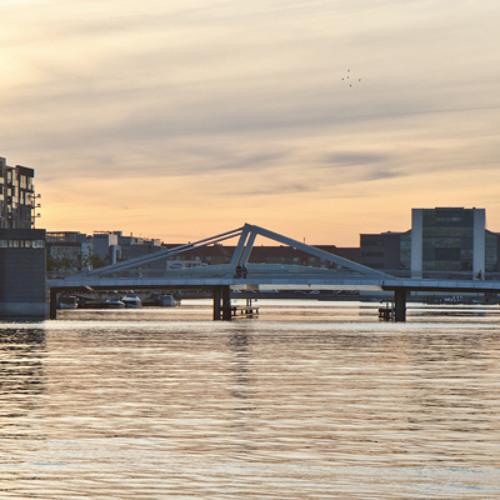Podrun Copenhagen - Tegleværkshaven bridge