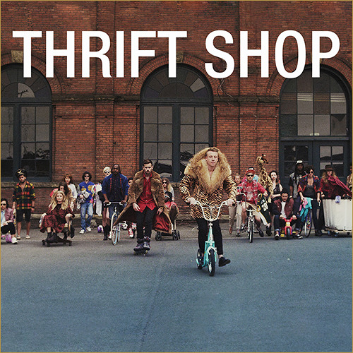 Macklemore & Ryan Lewis - Thrift Shop feat. Wanz (Cicero Remix)