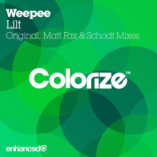 ENCOLOR021 : Weepee - Lilt (Matt Fax Remix)