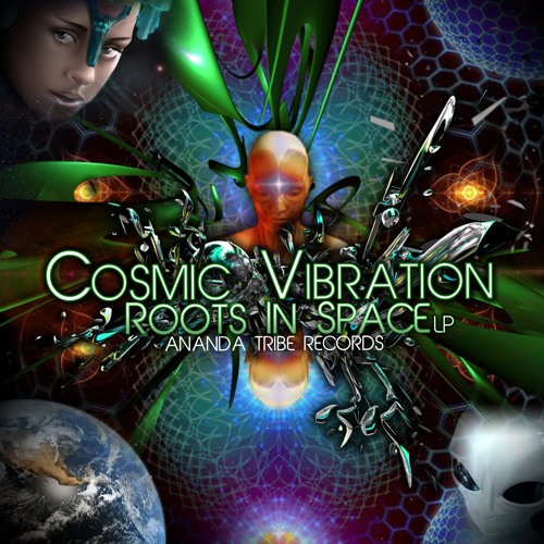 COSMIC VIBRATION / ROOTS IN SPACE LP
