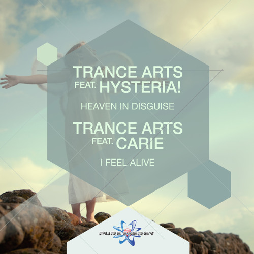 Trance Arts feat. Hysteria! - Heaven in Disguise (Original Edit)
