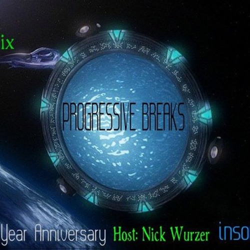 Holly J * Deep Noise 1st Anniversary With Nick Wurzer InsomniaFM * 4.30.13