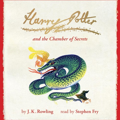 Harry Potter and the Chamber of Secrets (Book 2 of 7) - Narrated by Stephen Fry (UK)