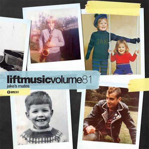 LIFT081 - TK1 - The Sun Came Out - Jake Rousham / Jonathan Smith