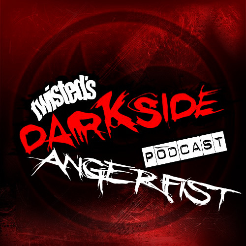 "Angerfist @ Twisted's ""Darkside"" Podcast"